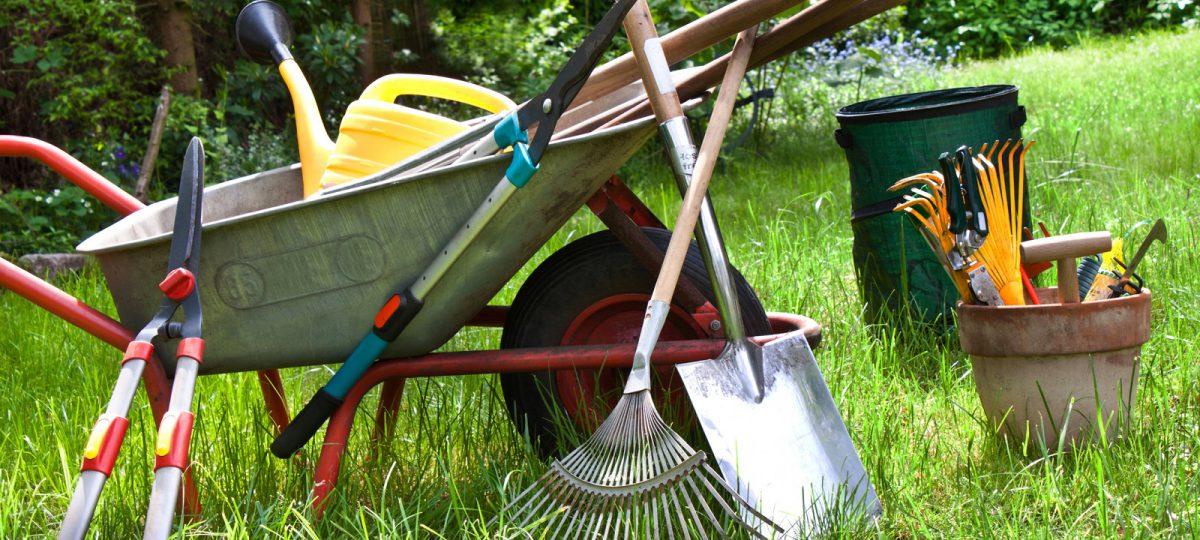 Ręczne narzędzia ogrodowe