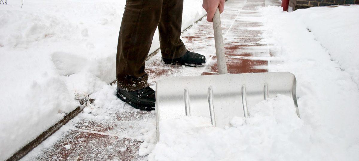 łopata do śniegu