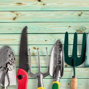 życie narzędzi ogrodniczych